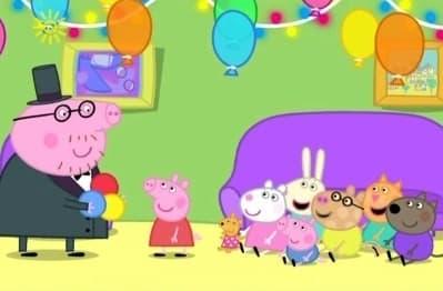 Peppa Pig Season 1 :Episode 50  My Birthday Party