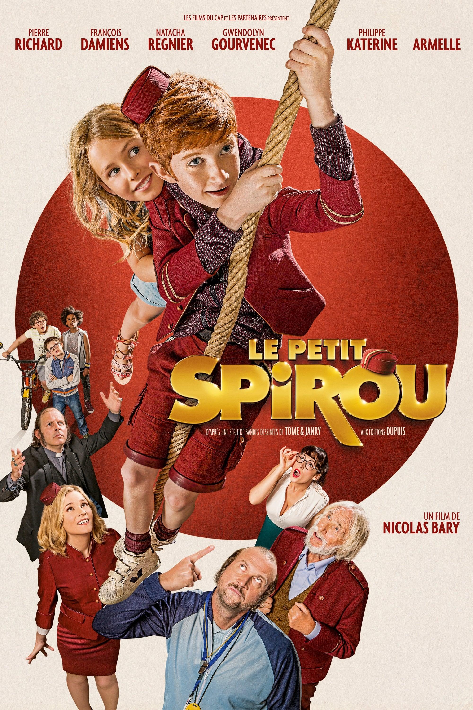 Le petit Spirou / Little Spirou