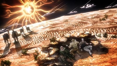 Season 2 :Episode 18  The Sun