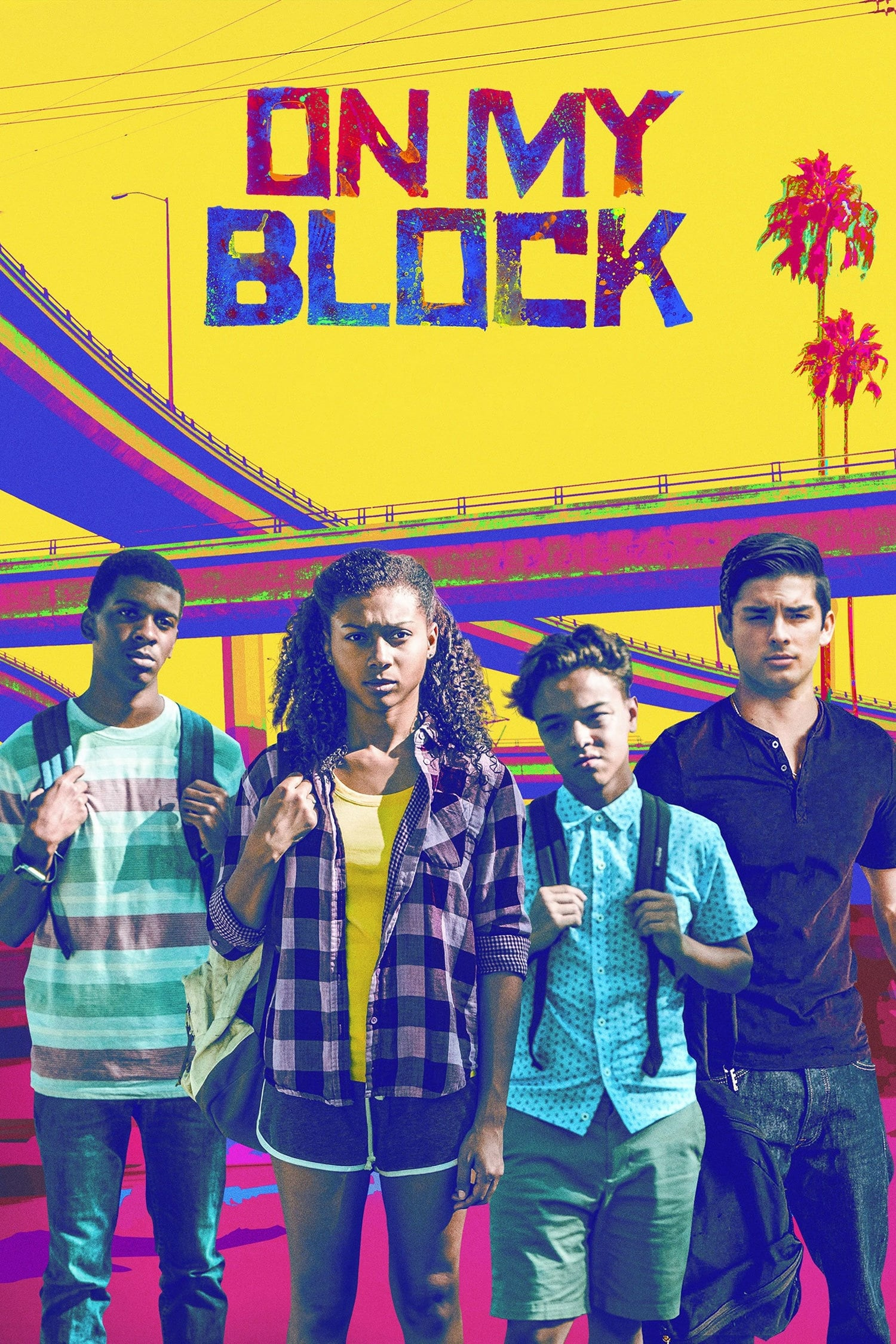 On My Block – Todas as Temporadas Dublado / Legendado (2018)