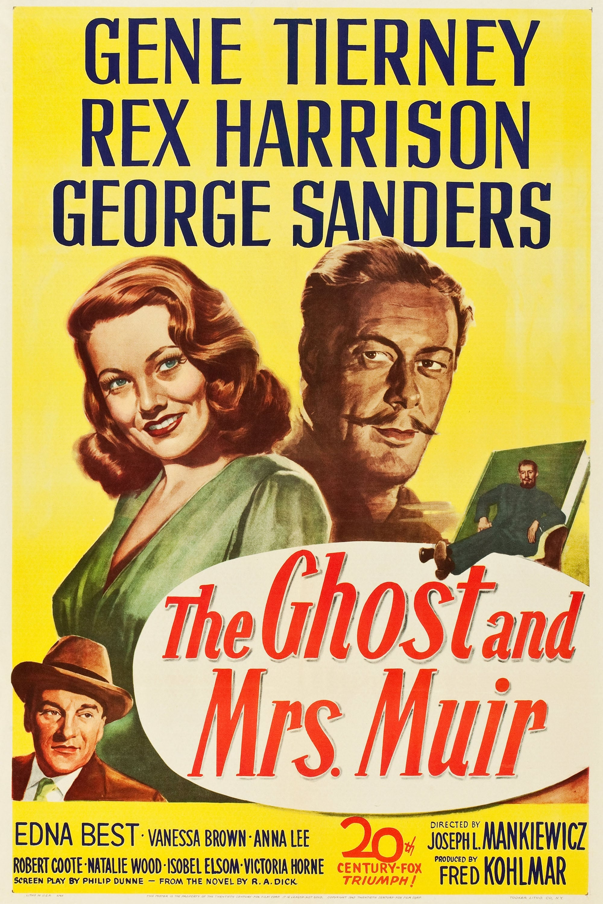 The Ghost and Mrs. Muir (1947)