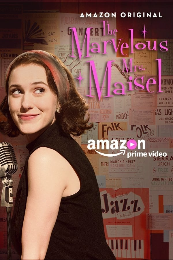 Ver The Marvelous Mrs. Maisel Online HD Español (2017)