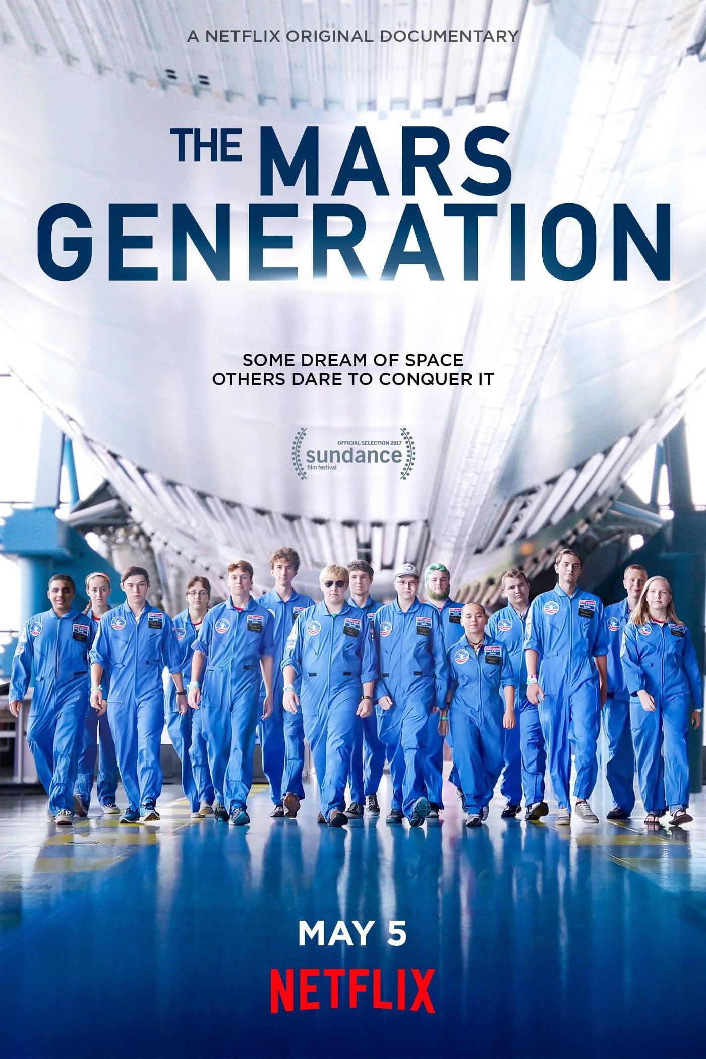 Geração Marte – Dublado (2017)