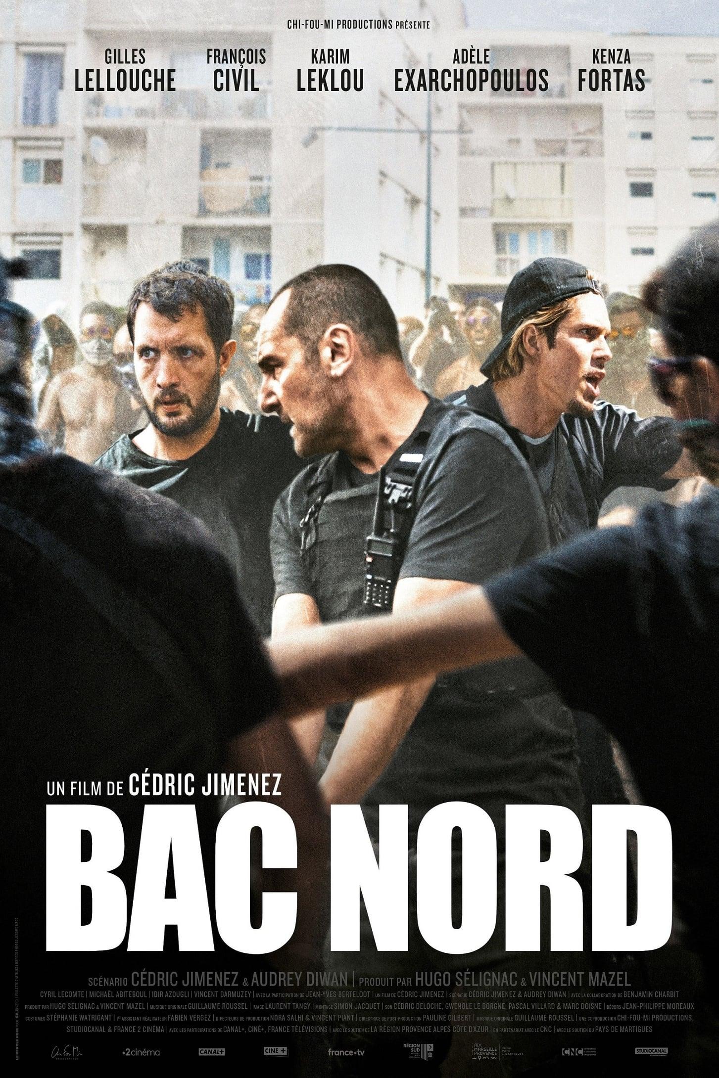 Voir BAC Nord (2020) Français Streaming 1080p