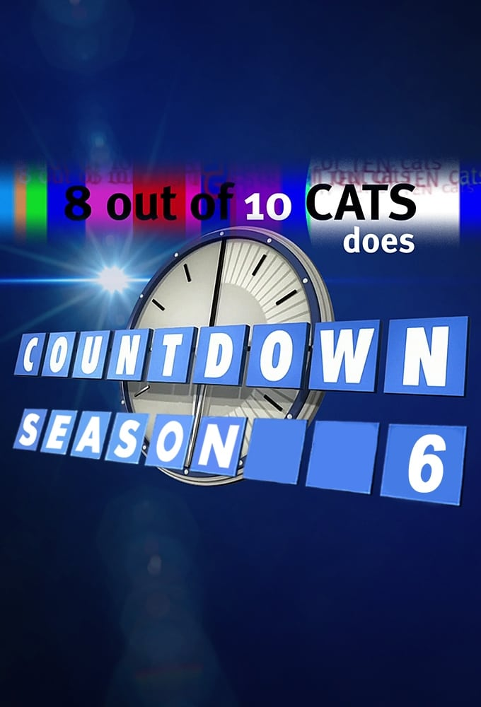 8 Out of 10 Cats Does Countdown Season 6
