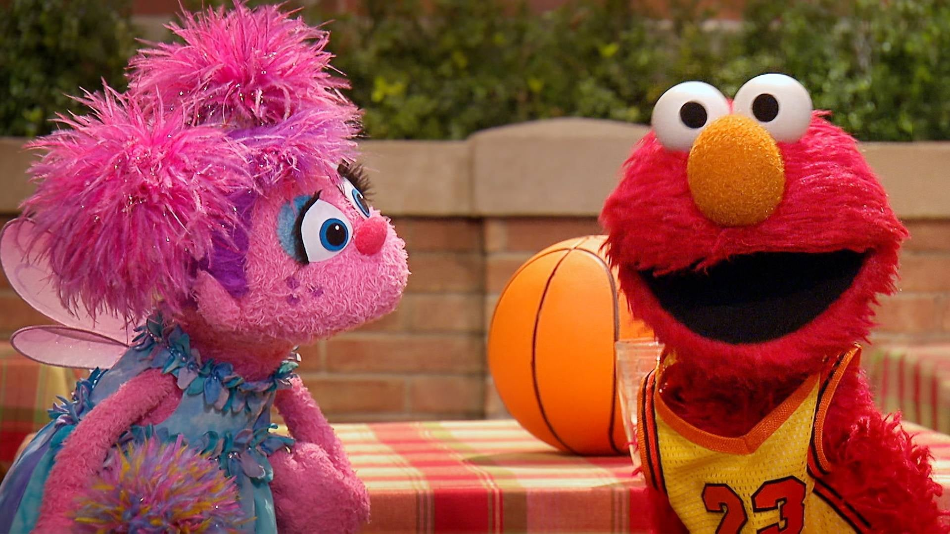 Sesame Street Season 50 :Episode 16  You Can Do It, Elmo