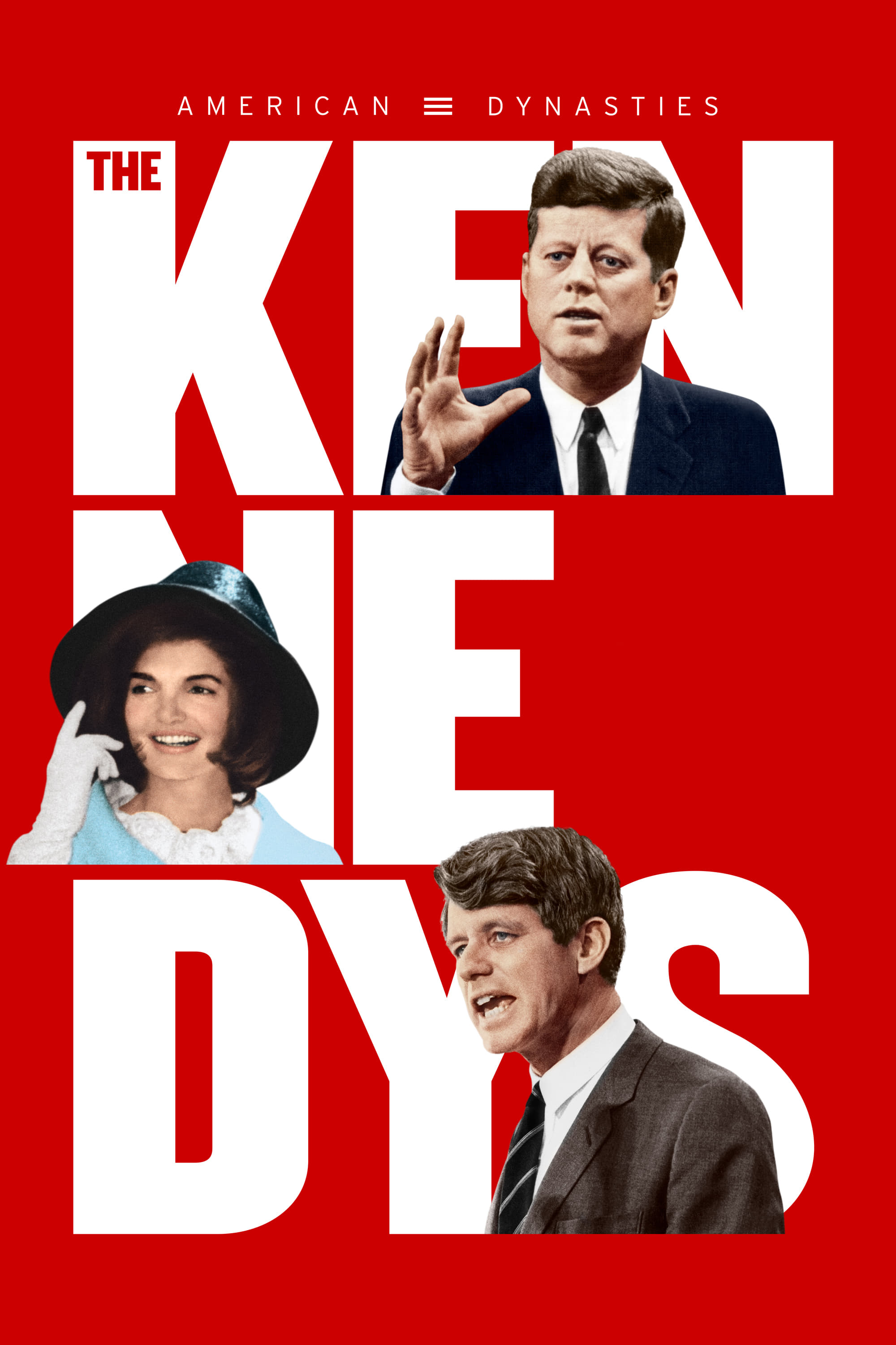 American Dynasties: The Kennedys Poster