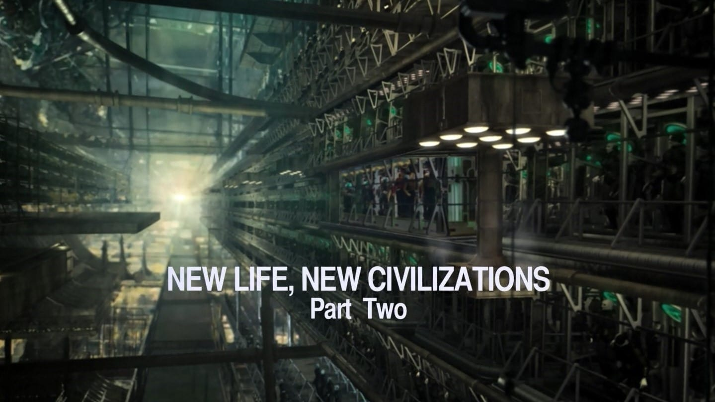 Making It So: Continuing Star Trek: The Next Generation - Part 2: New Life, New Civilizations-Azwaad Movie Database