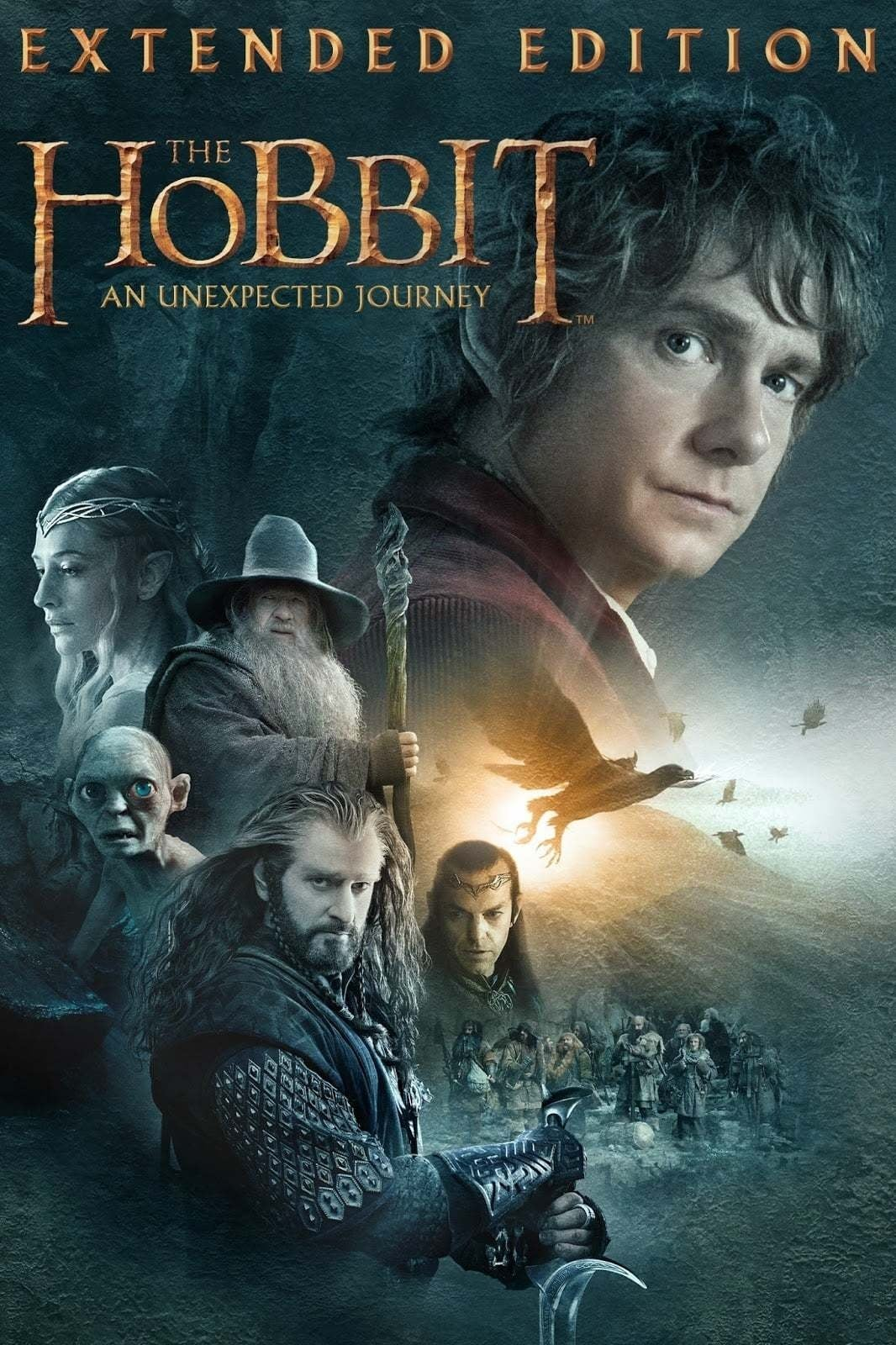 Ver The Hobbit: An Unexpected Journey Extended Online HD Español ()