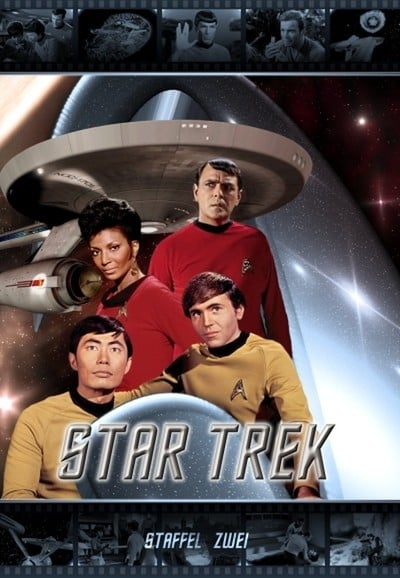 Star Trek  A Série Original 2ª Temporada (1967) Blu-Ray 720p Download Torrent Dub e Leg