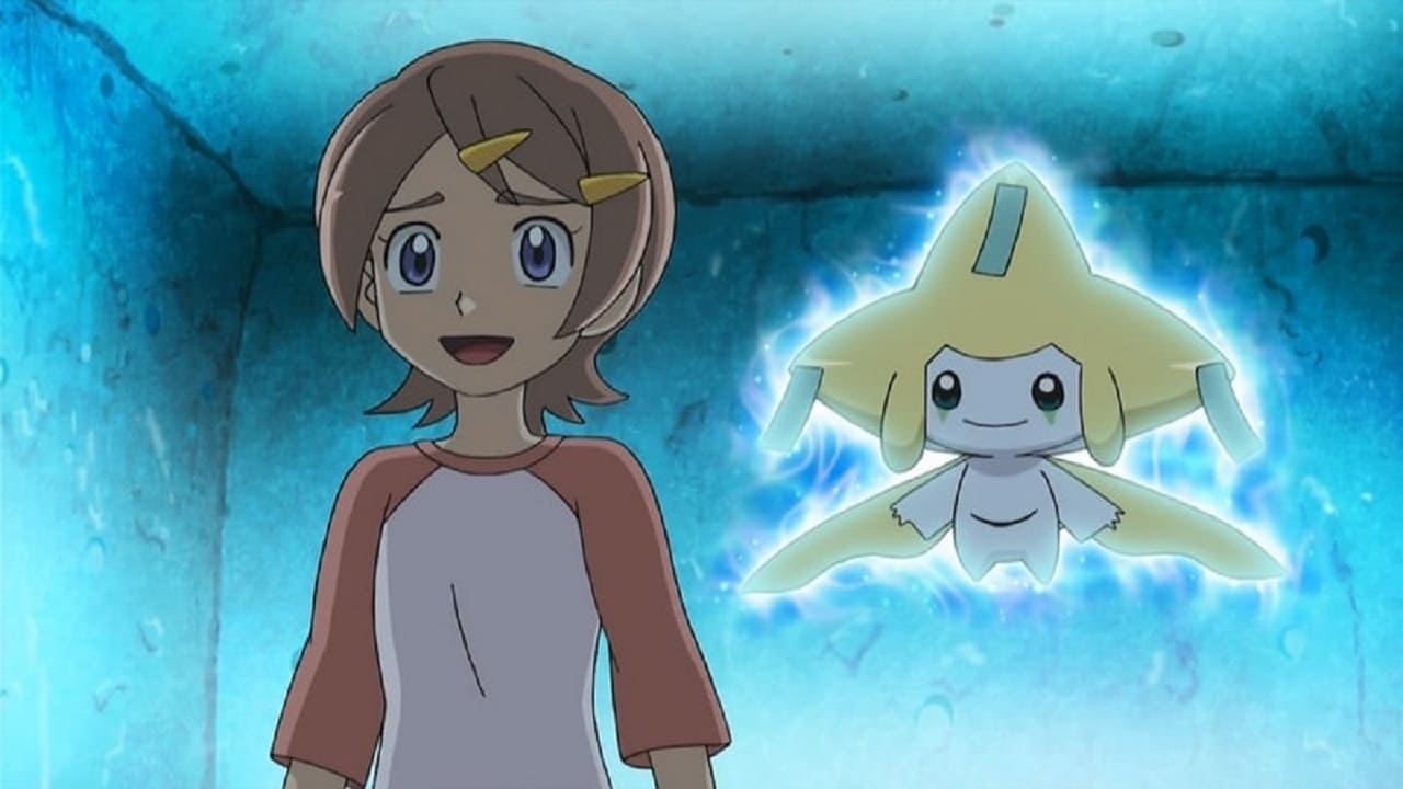 Pokémon Season 16 :Episode 35  Searching for a Wish!