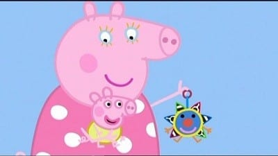 Peppa Pig Season 3 :Episode 35  Baby Alexander