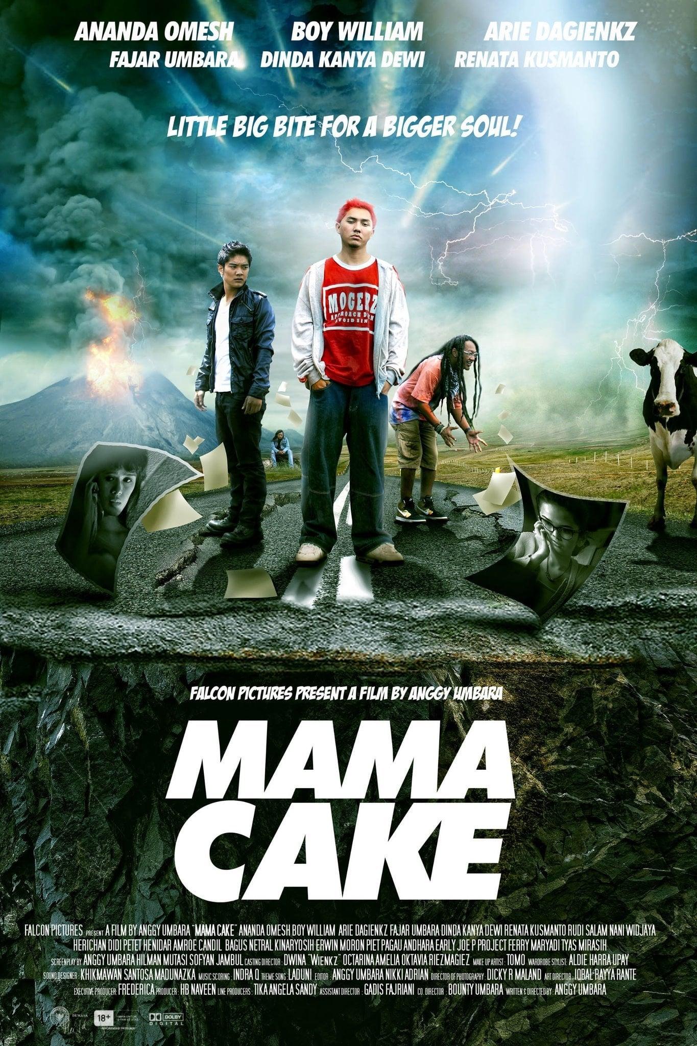 Ver Mama Cake Online HD Español (2012)