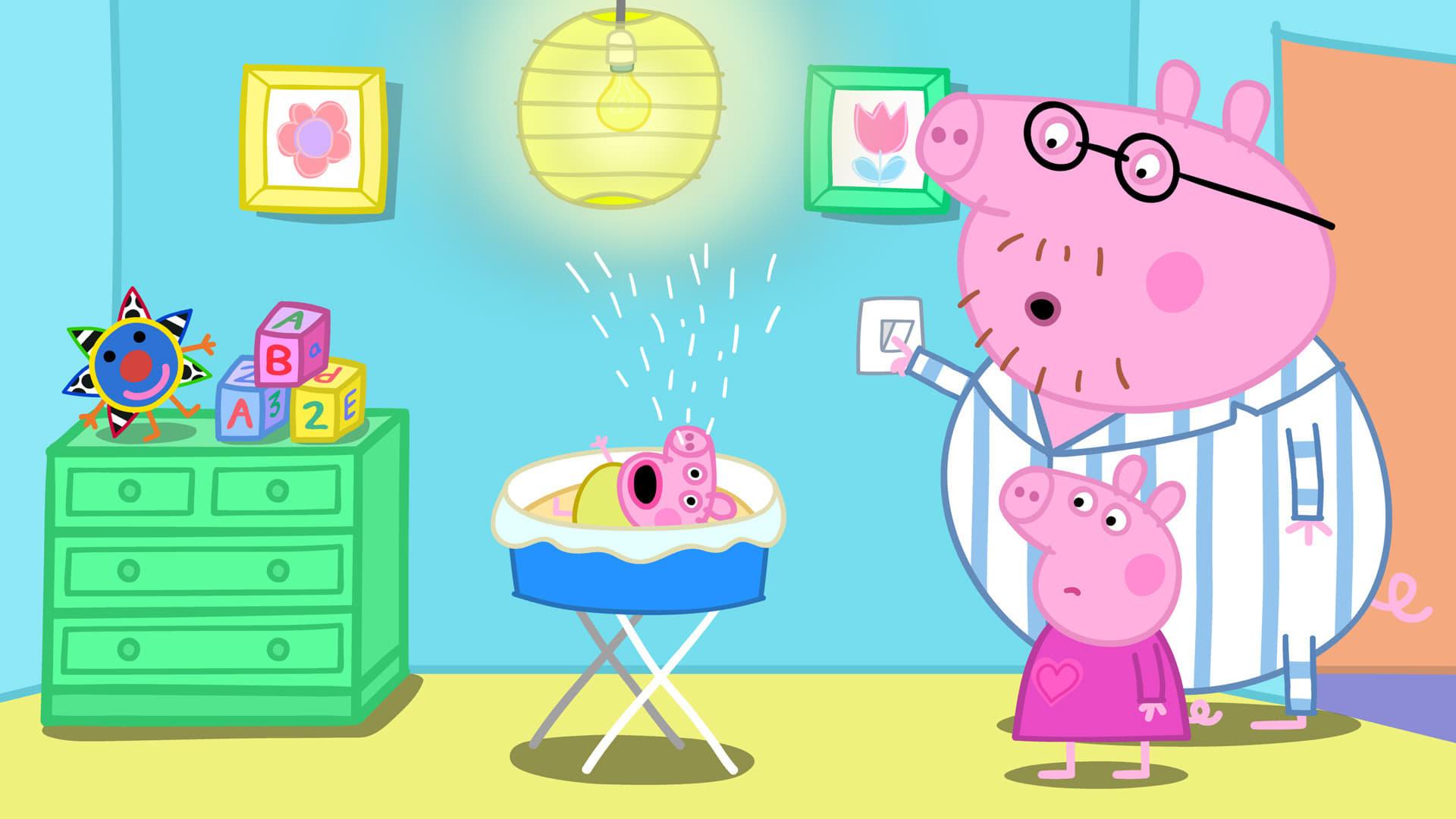 Peppa Pig Season 4 :Episode 23  The Noisy Night