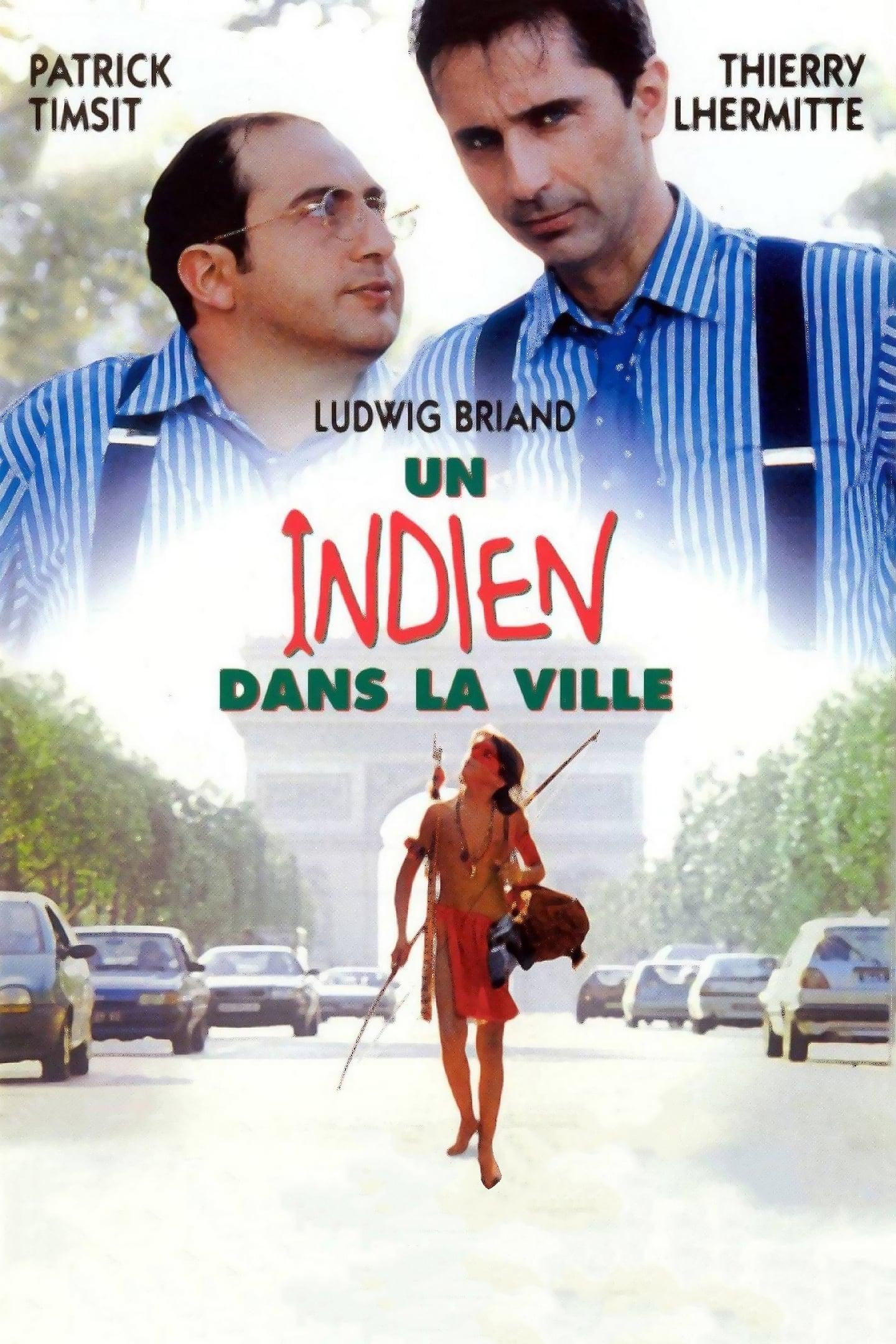 Film Un Indian La Paris - Un Indien Dans La Ville - Little Indian, Big City - Little -1540