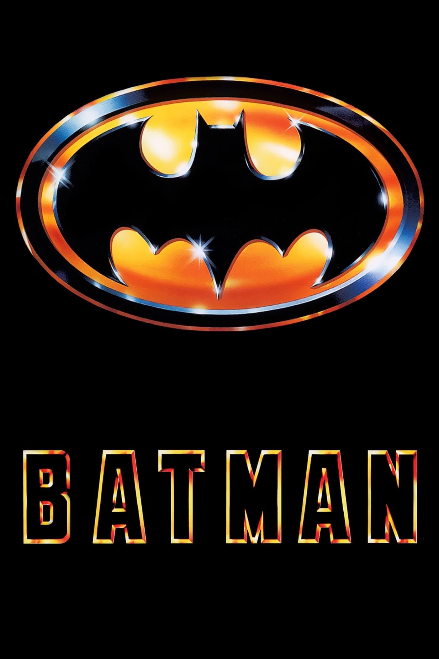 Poster and image movie Film Batman - Batman -  1989