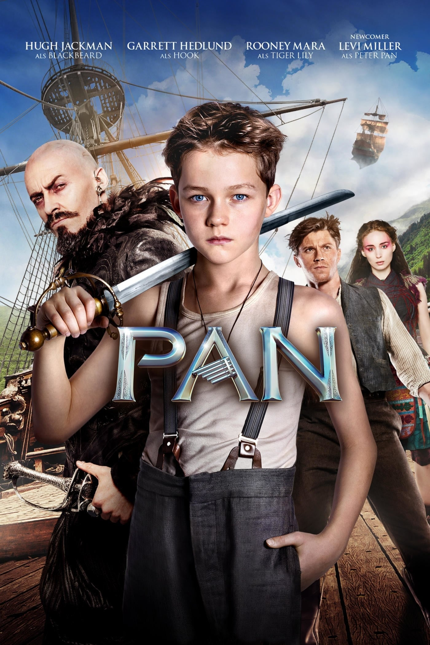 Pan Film Trailer Deutsch