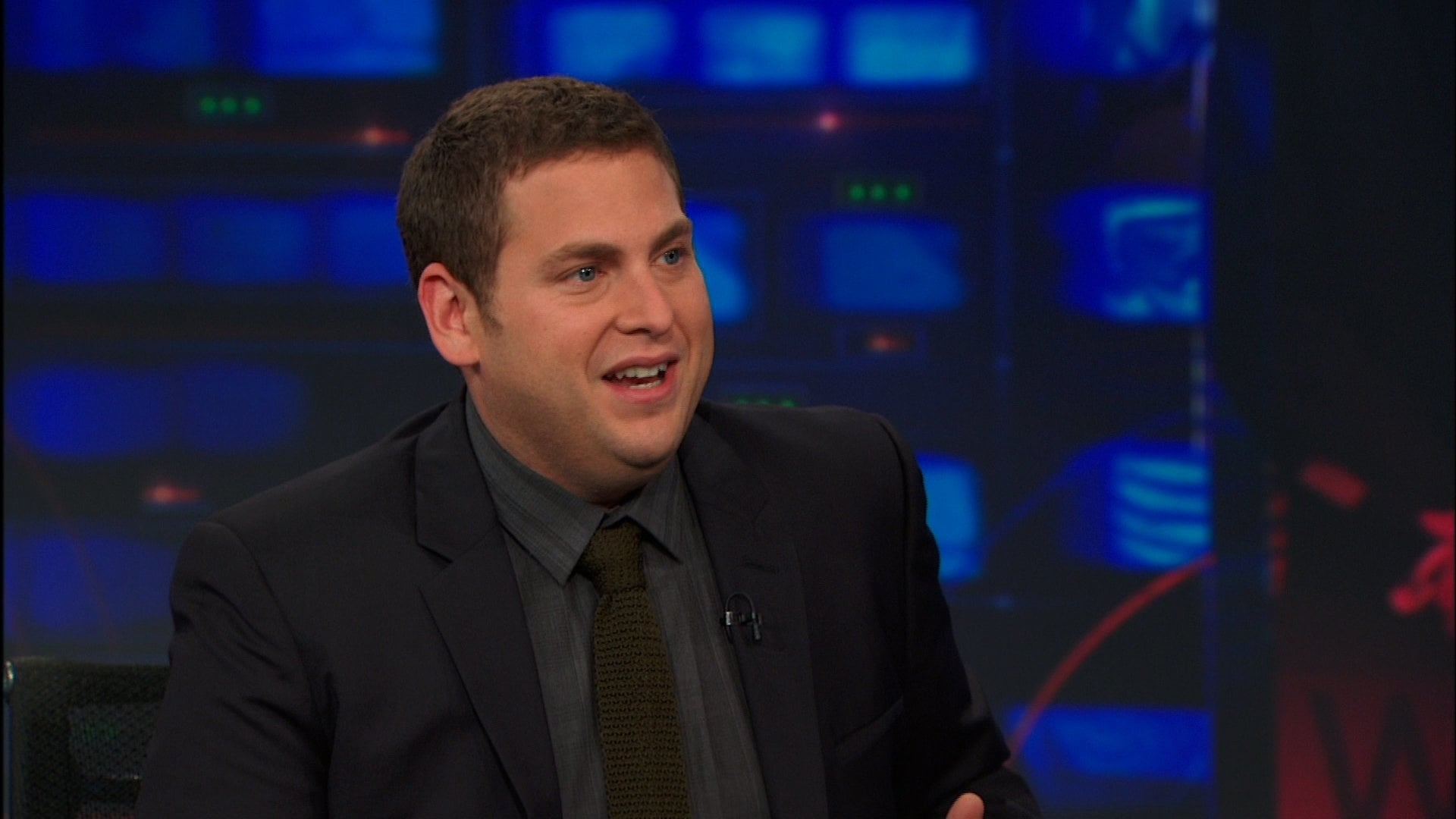 The Daily Show with Trevor Noah Season 19 :Episode 40  Jonah Hill