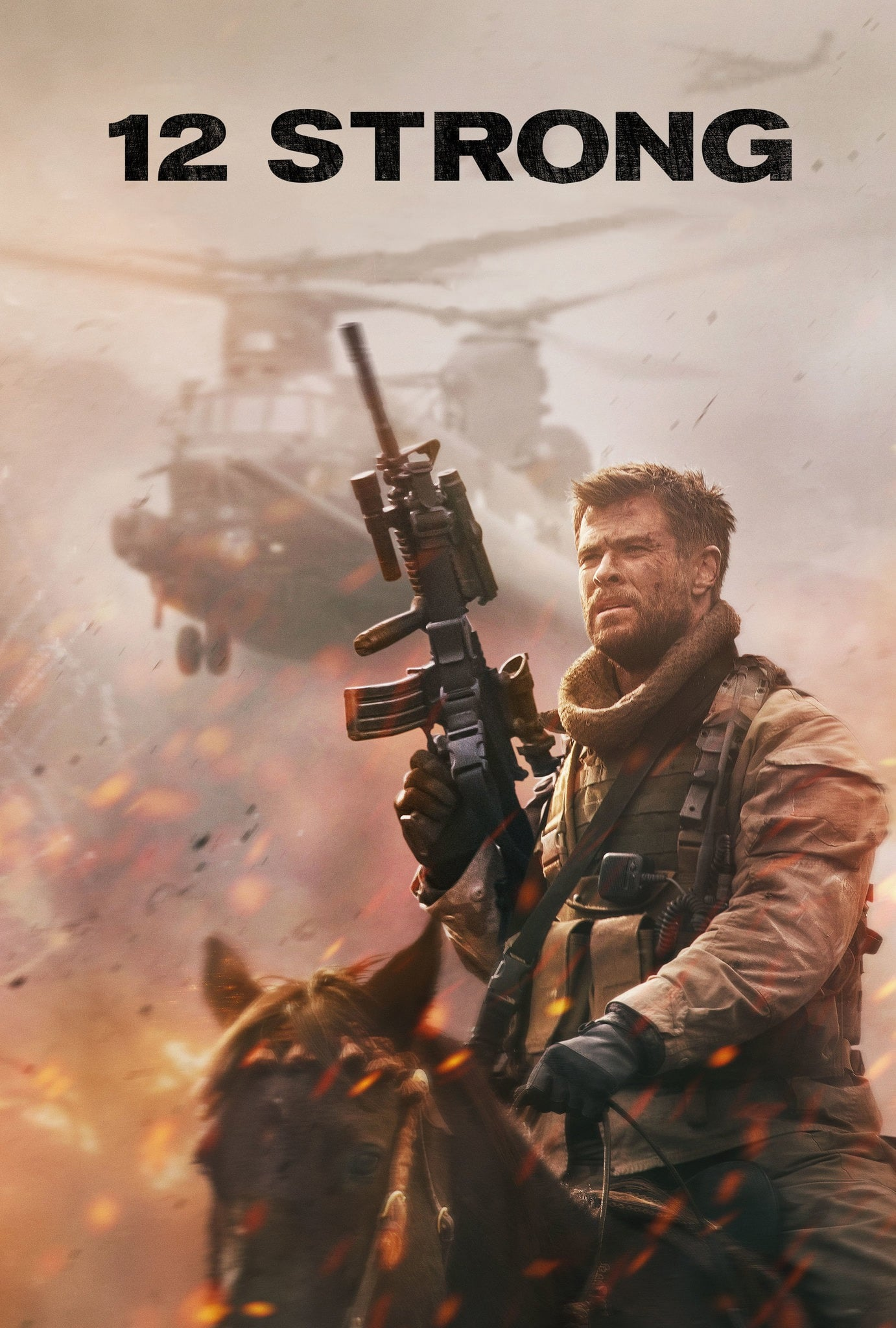 12 Strong Film