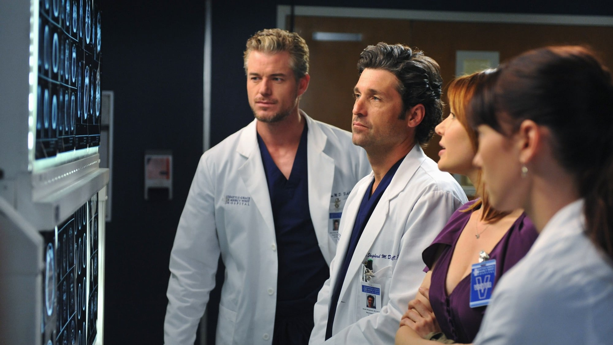 Grey's Anatomy Season 8 :Episode 10  Suddenly