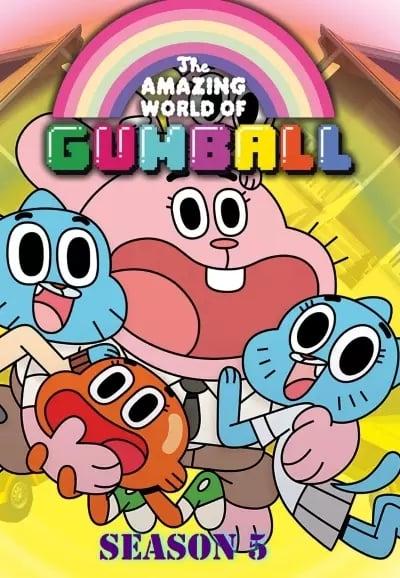 The Amazing World of Gumball Season 5