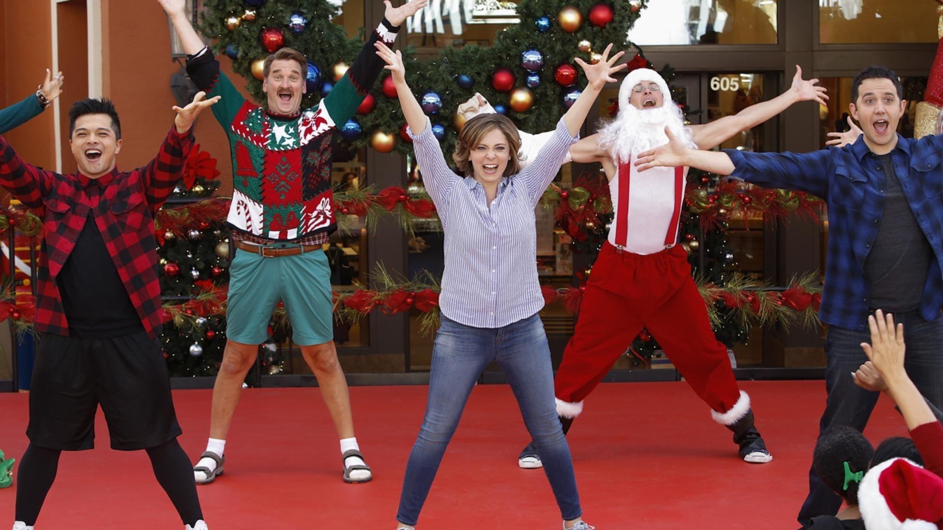 Crazy Ex-Girlfriend Season 1 :Episode 8  My Mom, Greg's Mom and Josh's Sweet Dance Moves!