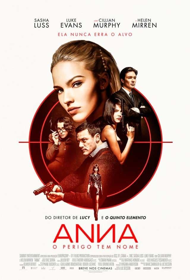 Anna: O Perigo Tem Nome