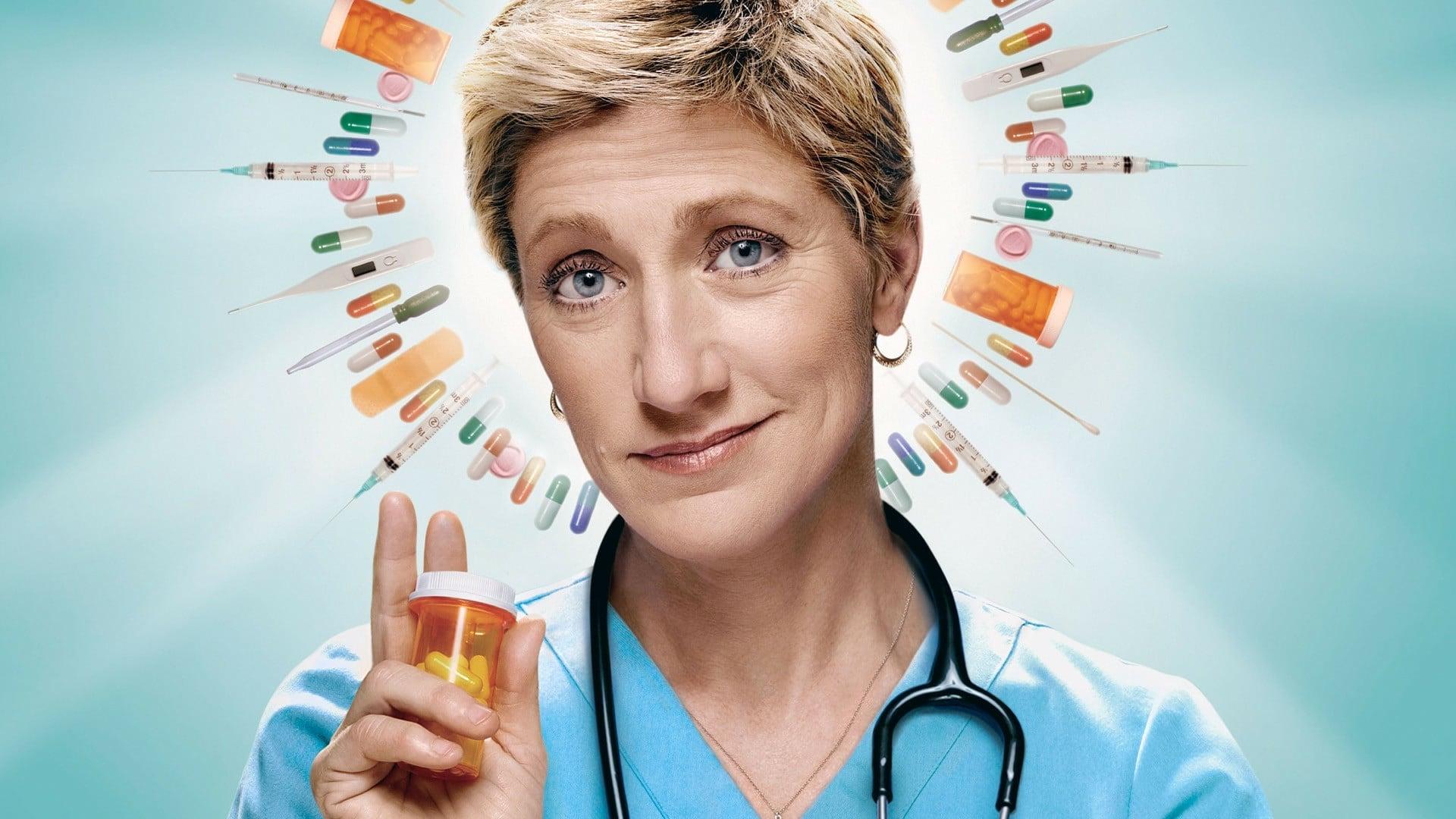 Nurse Jackie is retiring