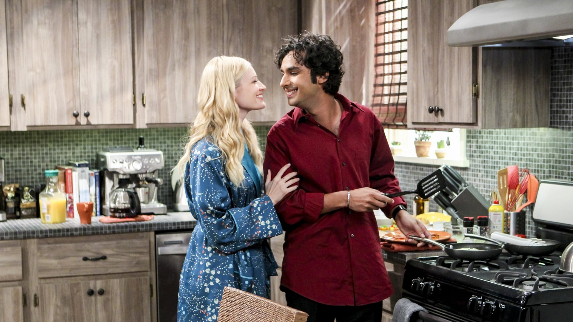 The Big Bang Theory Season 11 :Episode 14  The Separation Triangulation