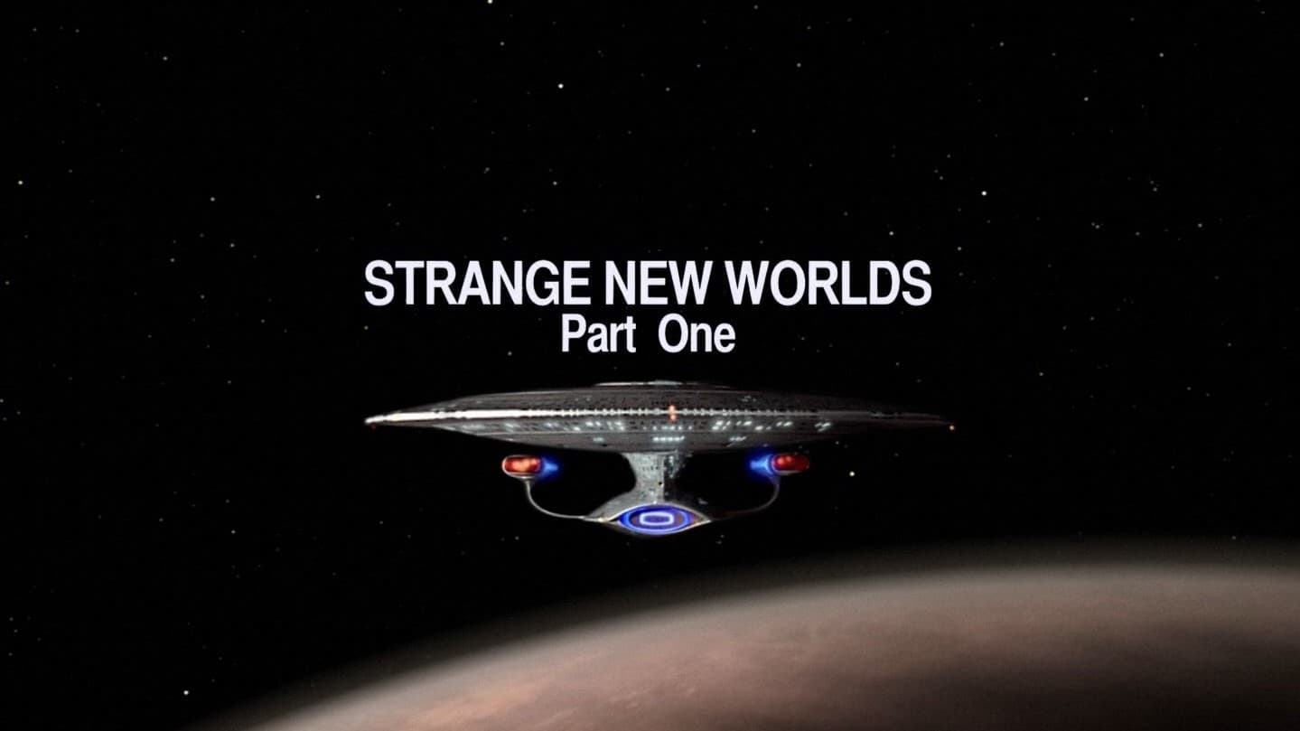 Making It So: Continuing Star Trek: The Next Generation - Part 1: Strange New Worlds-Azwaad Movie Database