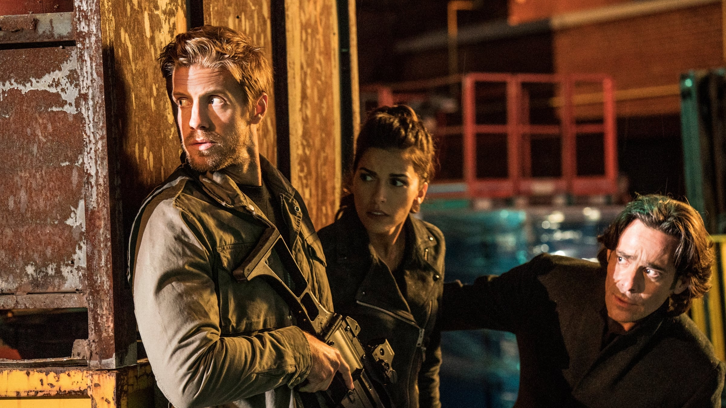 Blood & Treasure Season 1 :Episode 9  The Wages of Vengeance