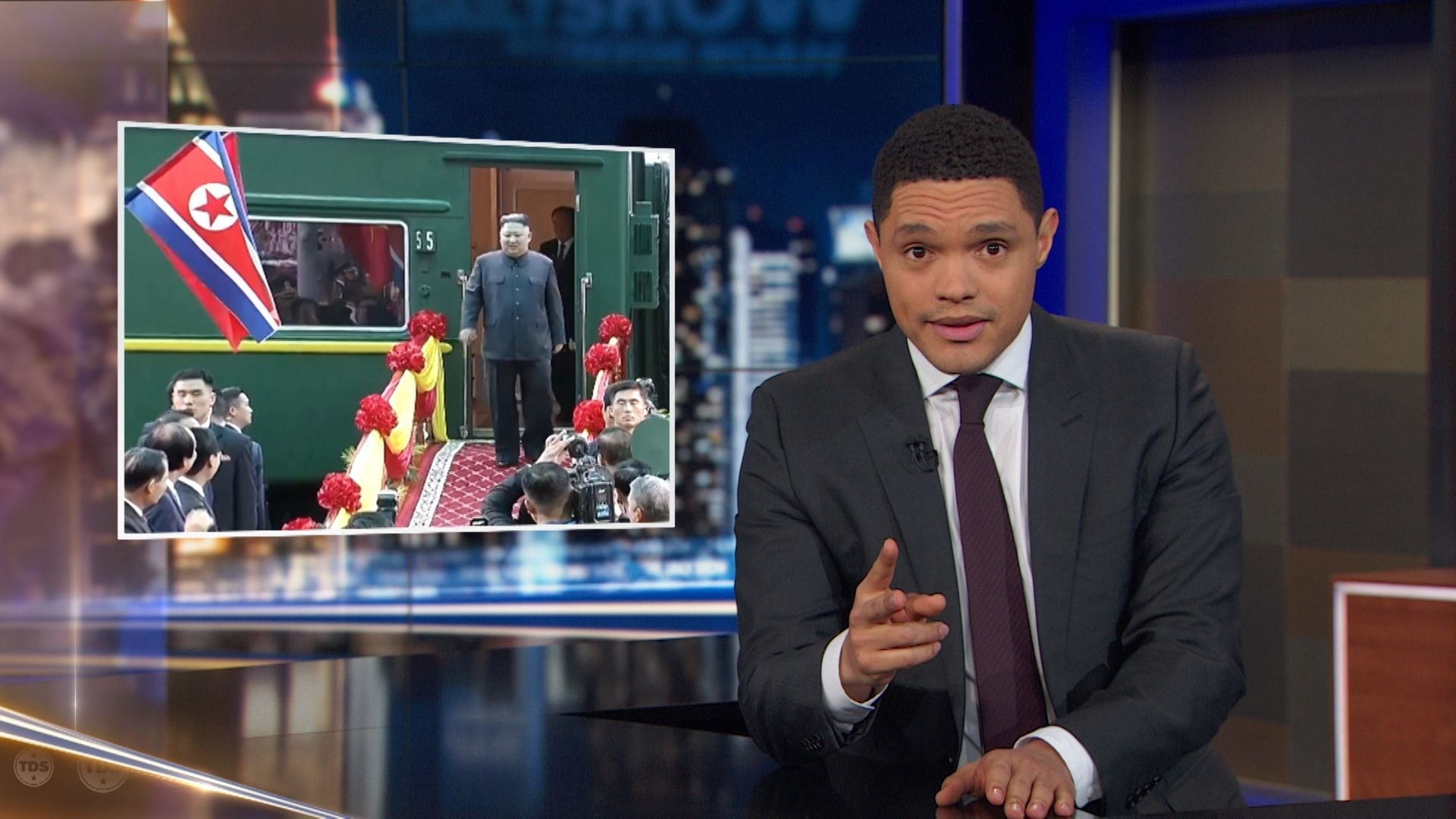 The Daily Show with Trevor Noah Season 24 :Episode 68  John Legend