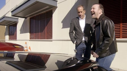 Comedians in Cars Getting Coffee Season 11 :Episode 4  Ricky Gervais: Part 2