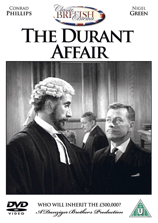 Ver The Durant Affair Online HD Español (1962)