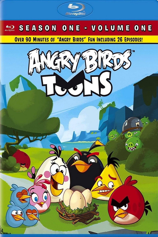 Angry Birds Toons 1. série 2. část (Angry Birds Toons Season 01 Volume 02)