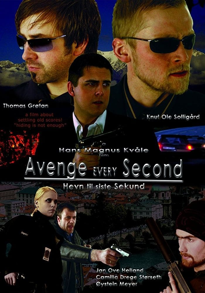 Ver Avenge Every Second Online HD Español (2007)