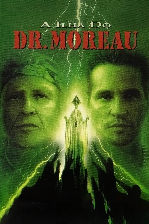 A Ilha do Dr. Moreau Dublado