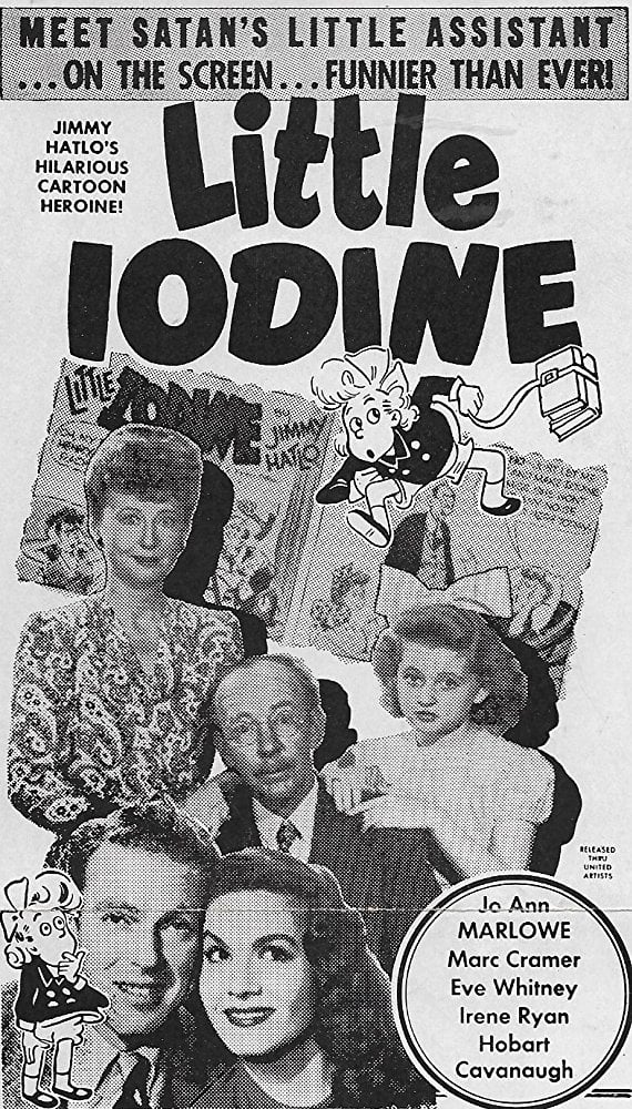 Ver Little Iodine Online HD Español ()
