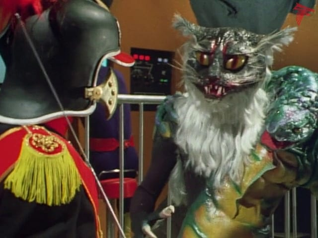 Kamen Rider Season 1 :Episode 88  Bizarre! The Picture of the Black Cat That Calls for Blood