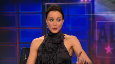 The Daily Show with Trevor Noah Season 17 :Episode 50  Paula Broadwell