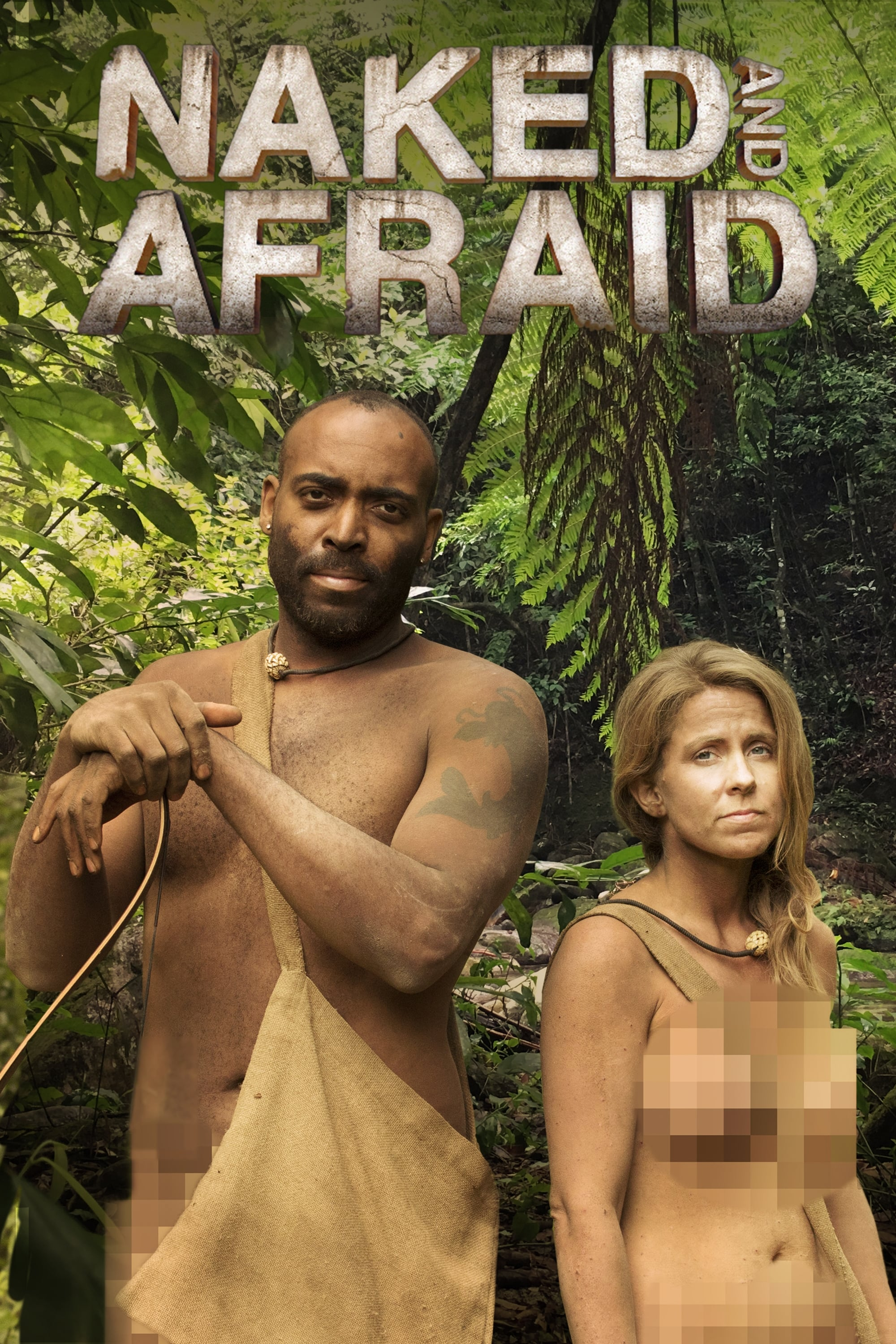 Original Naked And Afraid