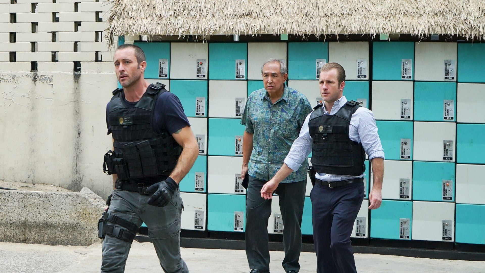 Hawaii Five-0 Season 8 :Episode 22  Kopi wale no i ka i'a a 'eu no ka ilo (Though the Fish is Well Salted, the Maggots Crawl.)