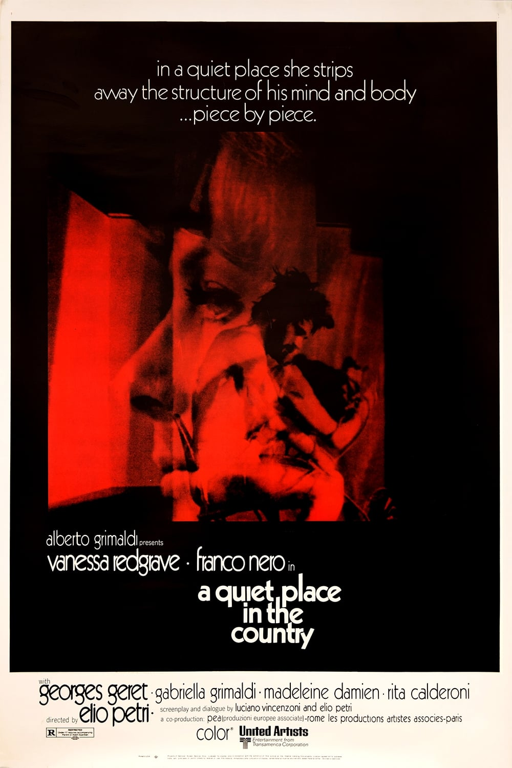 A Quiet Place in the Country (1968)