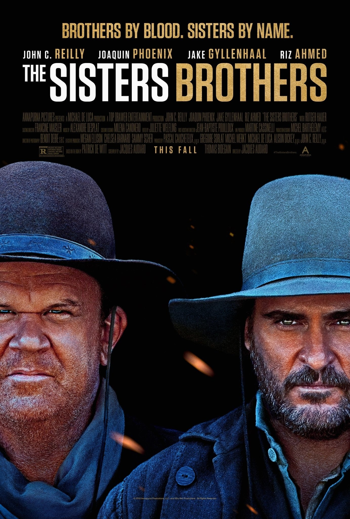 assistir filme the sisters brothers