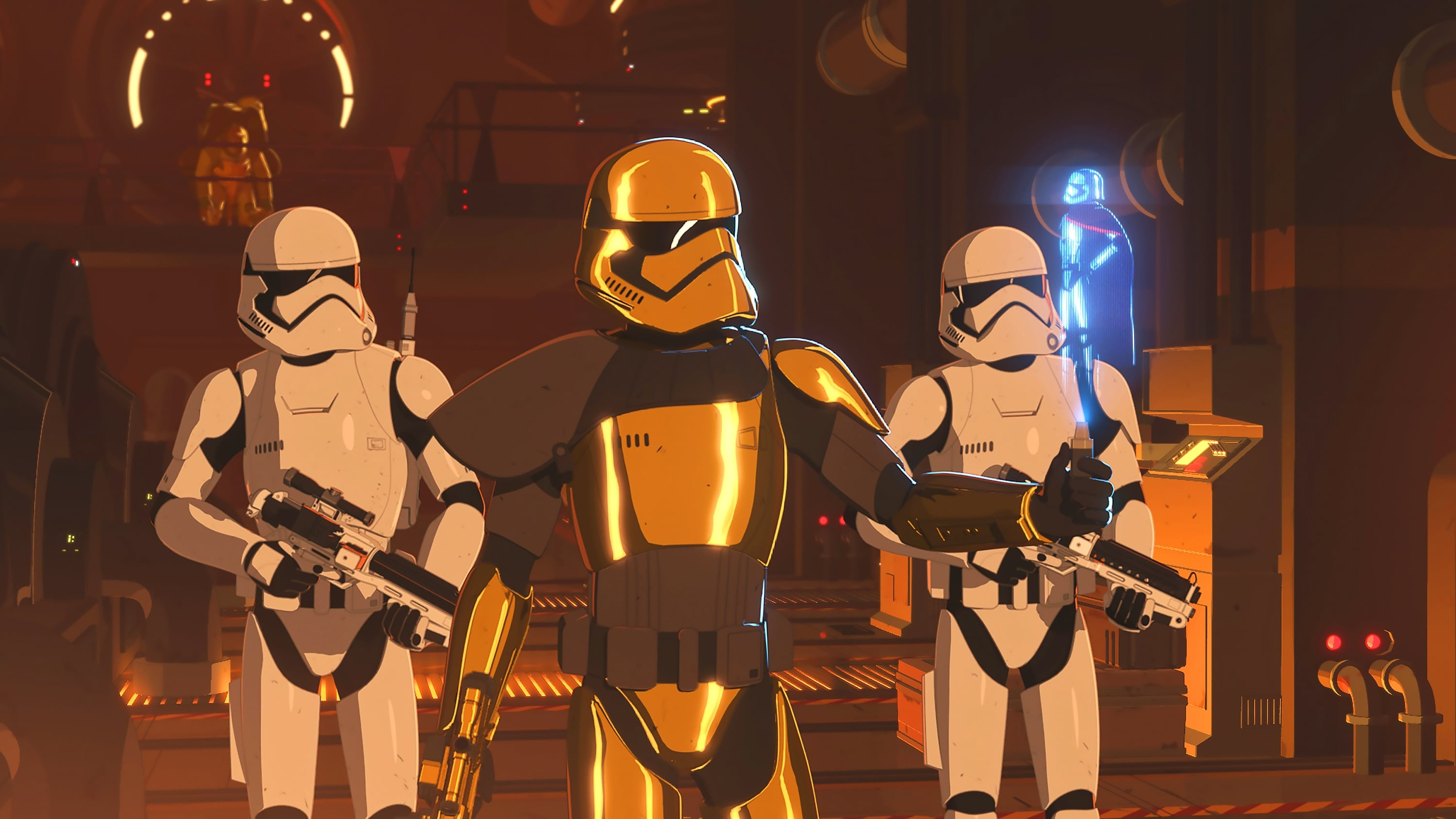 Star Wars Resistance Season 1 Episode 5 - Putlocker