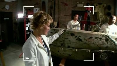 NCIS Season 3 :Episode 4  Silver War