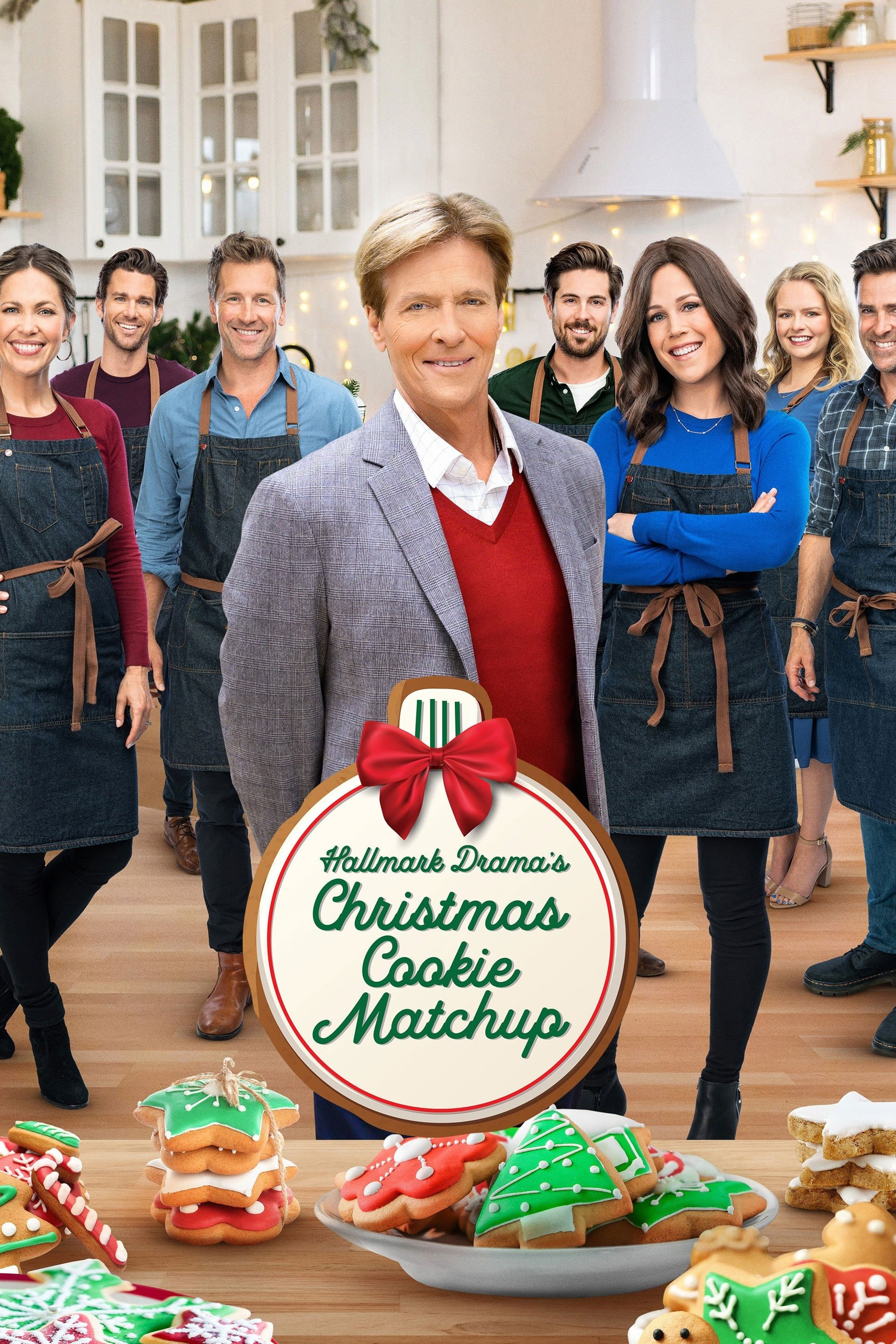 Christmas Cookie Matchup TV Shows About Baking