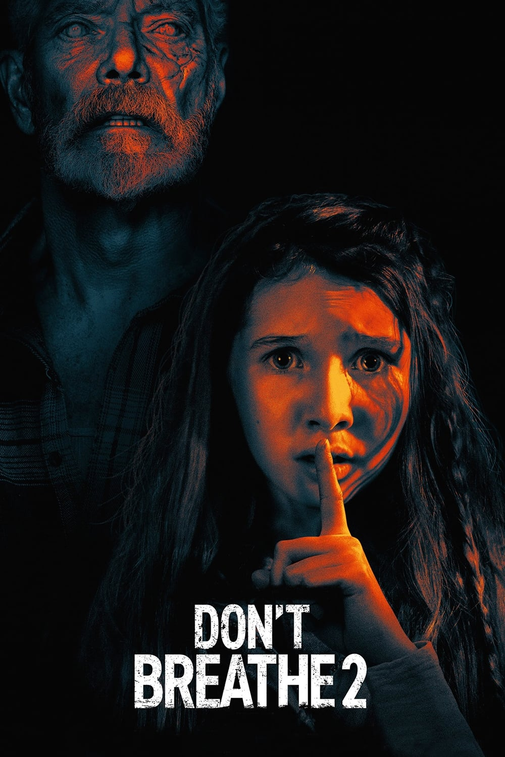 Poster and image movie Don't Breathe 2