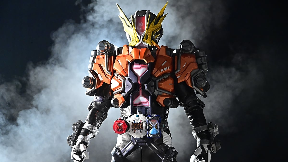 Kamen Rider Season 29 :Episode 26  Geiz Revive! 2019