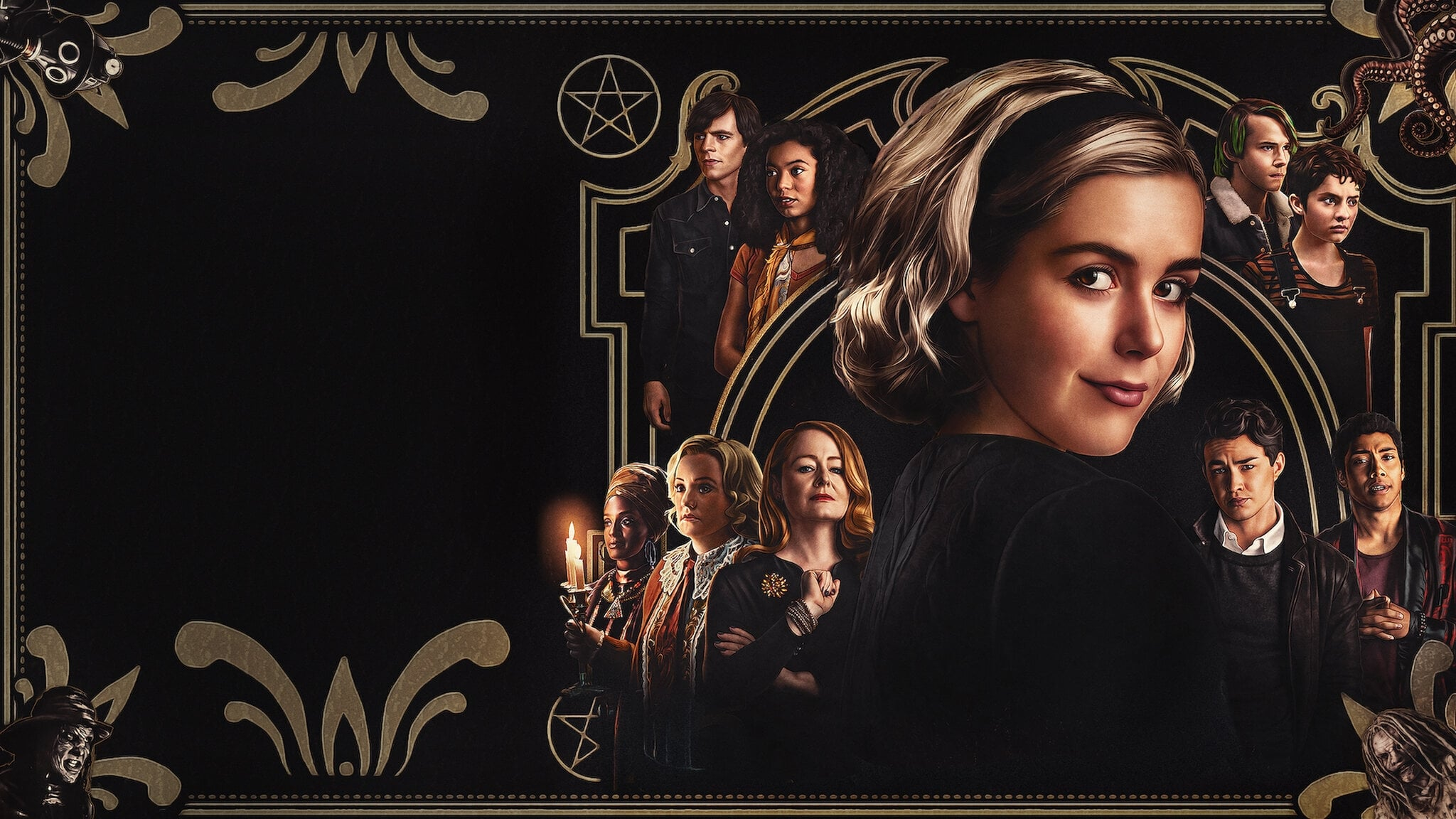 Chilling Adventures of Sabrina Season 2 Episode 1 : Chapter Twenty-One: The Hellbound Heart